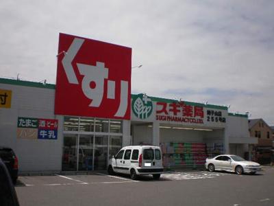 スギ薬局姥子山店まで391m