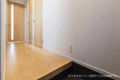 【玄関】マドカⅢ