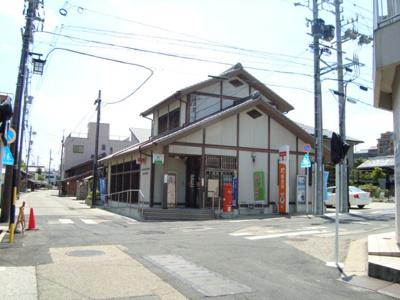 名古屋有松郵便局まで874m