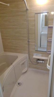 【浴室】チャク弐番館