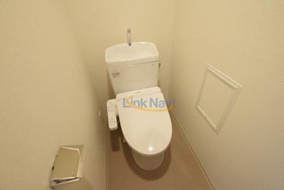 【トイレ】プレミアムコートあわざWEST