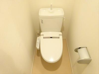 【トイレ】ルナプレーナ永福町