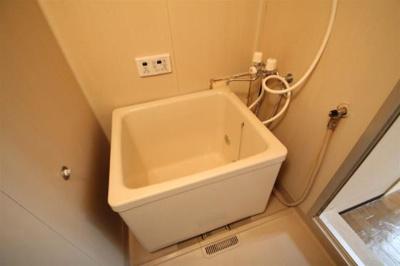お風呂でゆったりできちゃいます!