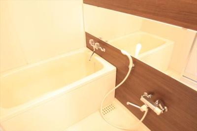 【浴室】エミナンス・ドゥ・ファミーユA棟