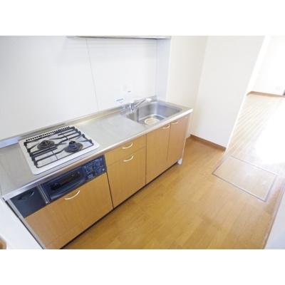【キッチン】スクエアガーデンKAMAKURA C棟