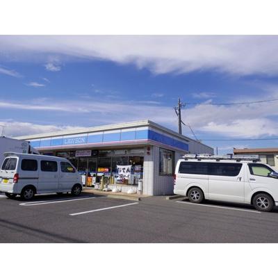 コンビニ「ローソン松本笹部店まで837m」