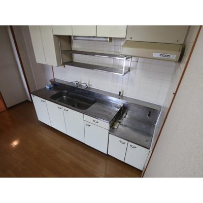 【キッチン】ハイツ岡田