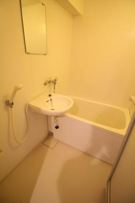 【浴室】 アパ六甲