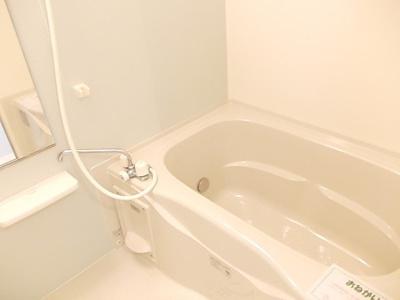 【浴室】ロングフィールド長原