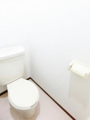 【トイレ】ヒルズ白鷺