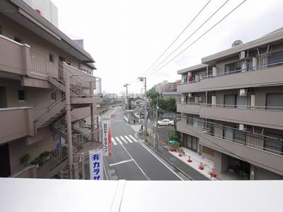 【展望】コートパル戸塚
