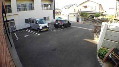 【駐車場】ヴァン フォルム 熊本