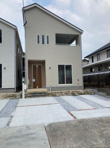 【外観】クレイドルガーデン西区田尻第3 1号 オール電化住宅