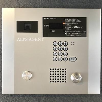 【セキュリティ】GRANDREVE横濱I