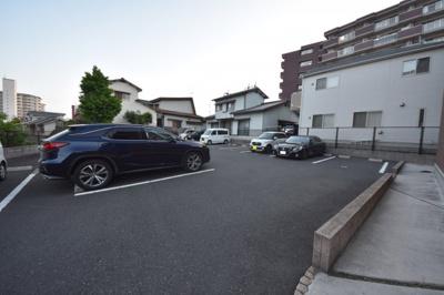【駐車場】あぅん霧ヶ丘