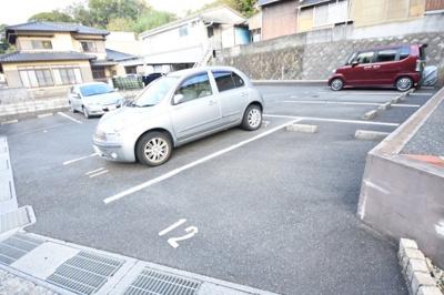 【駐車場】H2