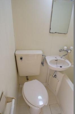 3点ユニット・トイレです
