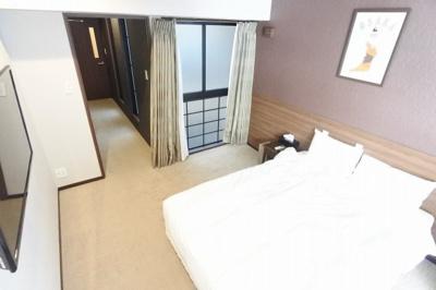 【寝室】おおきに日本一ビル