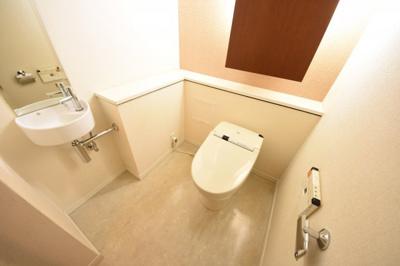 【トイレ】リビオ大手町グランエンブレム