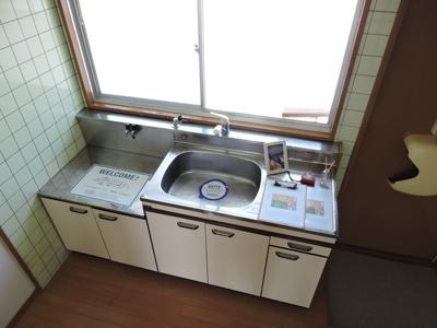 【キッチン】中村アパート
