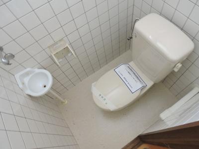 【トイレ】中村アパート