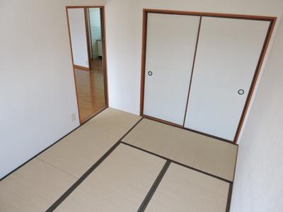 【寝室】中村アパート