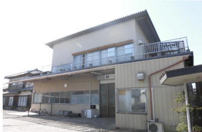 【外観】浅羽野3丁目貸作業場・倉庫