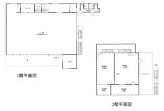 浅羽野3丁目貸作業場・倉庫