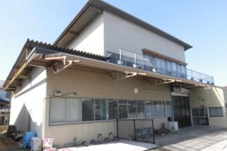 【外観パース】浅羽野3丁目貸作業場・倉庫