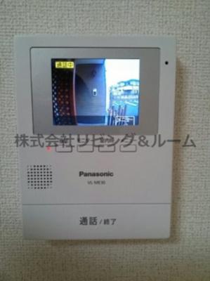 【セキュリティ】コスパハイム