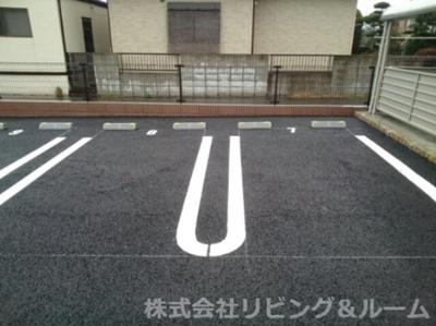 【駐車場】コスパハイム