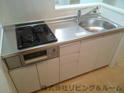 【キッチン】コスパハイム