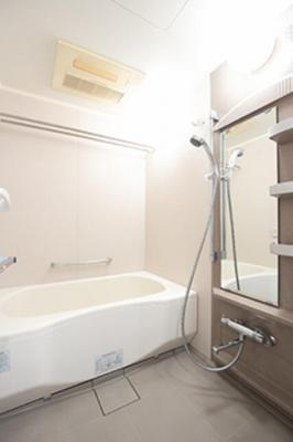 【浴室】クラッサ目黒