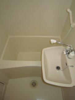 【浴室】レオパレスIRON
