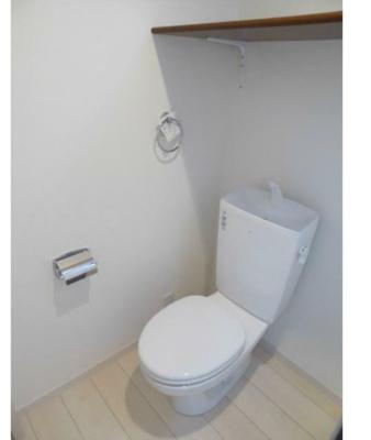【トイレ】ハーミットクラブハウス石川町 KANAテラス2