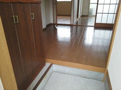 【玄関】ウェルネスハウス