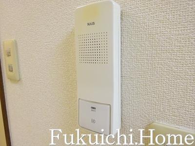 【セキュリティ】フレグランス笹塚