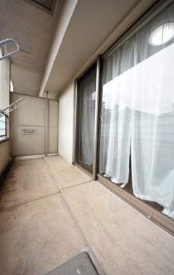 【バルコニー】ガーデンコートSUNATSU