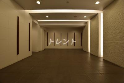【ロビー】グレースレジデンス東京