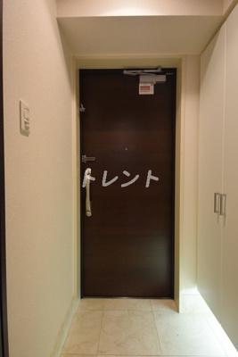【玄関】グレースレジデンス東京