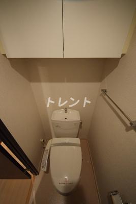 【トイレ】グレースレジデンス東京