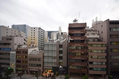 【展望】グレースレジデンス東京