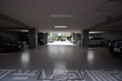 【駐車場】グレースレジデンス東京