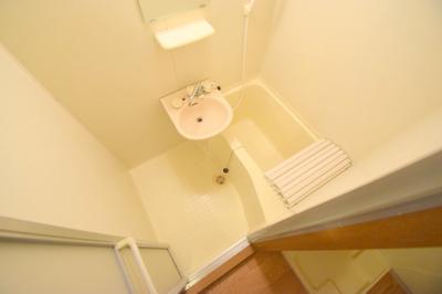 【浴室】中津栄マンション