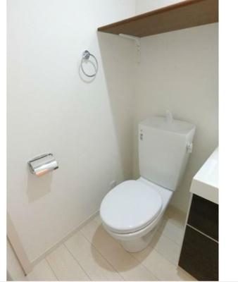 【トイレ】ハーミットクラブハウス山手山元町