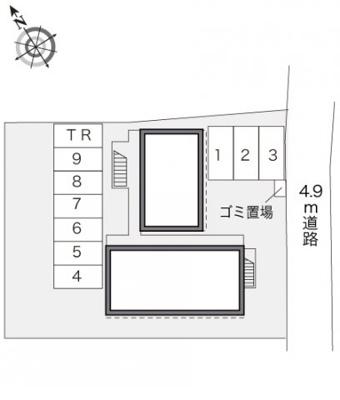 【その他共用部分】レオパレス富秋