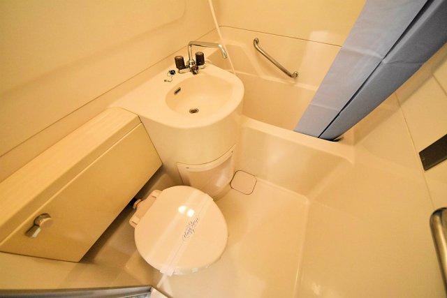 【トイレ】ブランコート豊中