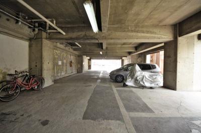 【駐車場】第9エルザビル
