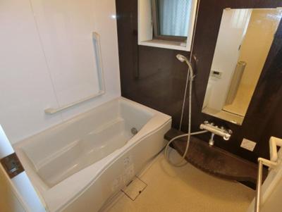 【浴室】レーベンリヴァーレココキューブ