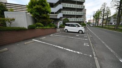 【駐車場】コートハウス大手町